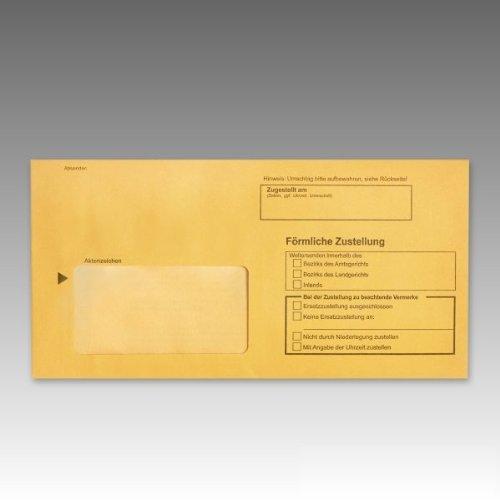 500 x wewnętrzne koperty do doręczenia poczty formalne doręczenie koperty pocztowe 9490120