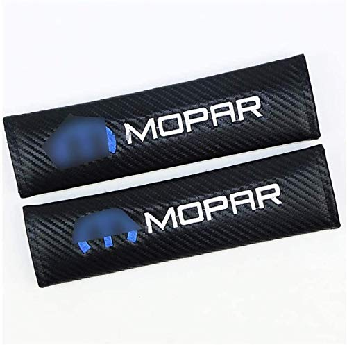 TDDRW 2 Pcs Car Seat Belt Shoulder Cover Protector For Jeep Wrangler Mopar,...