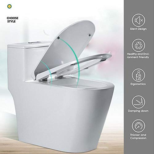Siège de toilette Support de siège de toilette Soft Close Siège de toilette Siège de toilette Siège de toilette