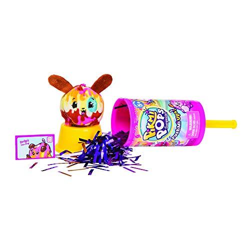 Pikmi Pops-PKM17000 Piruleta 1 Peluche Perfumado + Sorpresas, multicolor (Giochi Preziosi Spagna PKM17000) , color/modelo surtido