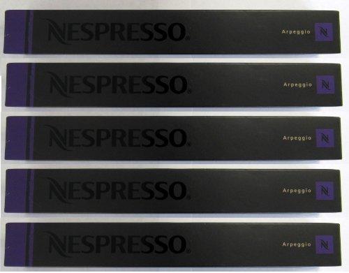 50Nespresso capsules Arpeggio Coffee New, jardin, pelouse, Entretien