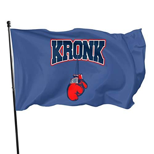 N+A Kronk - Banderas para gimnasio
