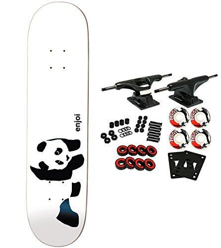Enjoi Skateboards–Whitey Panda Complete Skateboard New. by Enjoi