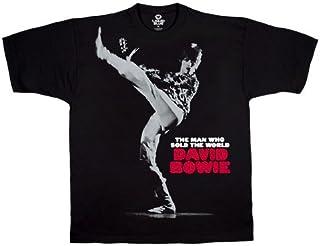 Liquid Blue Men's David Bowie Man Who Sold The World Short Sleeve T-Shirt
