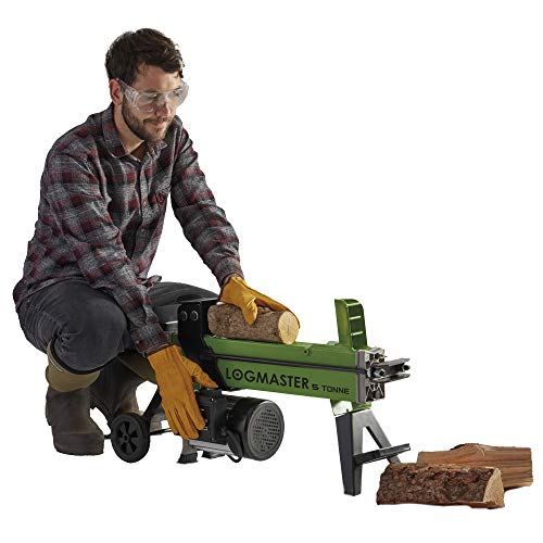 Logmaster 7 Ton Hydraulic Electric Log splitter