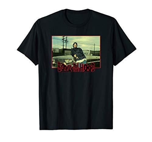 Boyz n the Hood Doughboy with Car T-Shirt