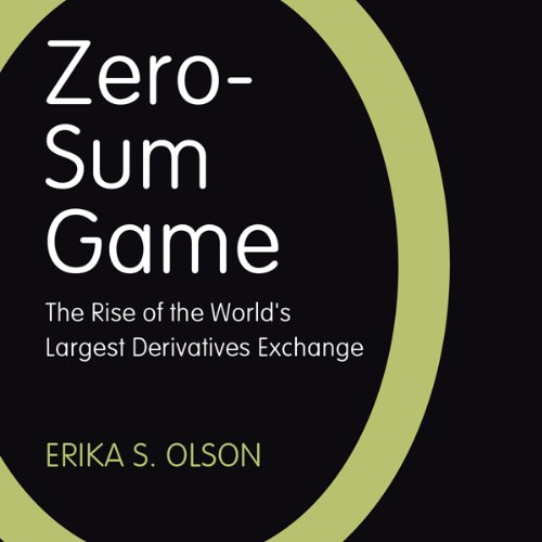 Zero-Sum Game audiobook cover art