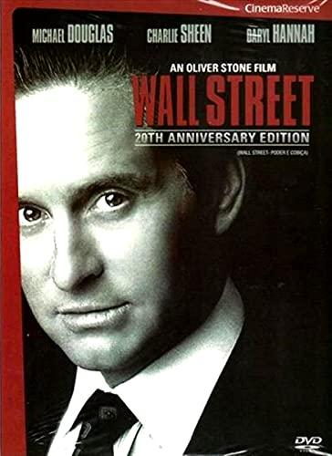 Wall Street - Poder e Cobiça ( Duplo ) - ( Wall Street 20th Anniversary Edition ) Oliver Stone