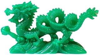 chinese jade dragon statue