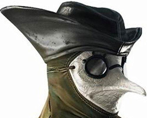 Helen Ou Horrible Beak Doctor Mask Assassins Brotherhood Plague