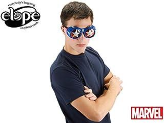 ELOPE Captain America Goggle Glasses キャプテンアメリカ ゴーグルグラス 14271 BLUE