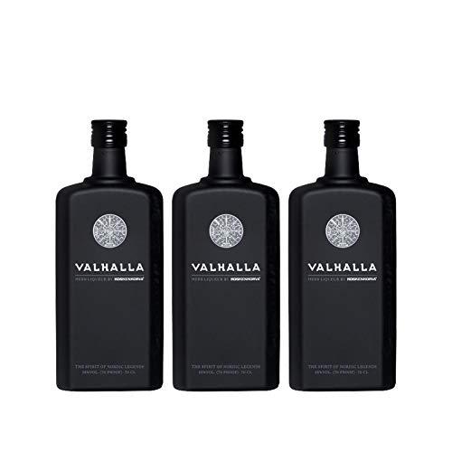 Valhalla Herb Liqueur by Koskenkorva Absinth 35% (3 x 0.7 l)