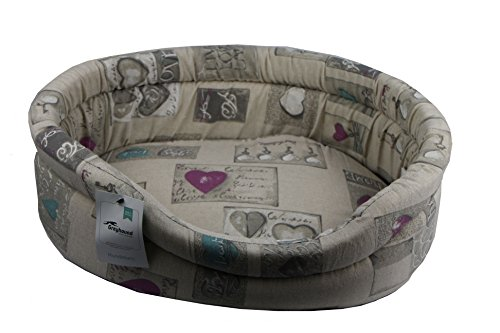 Greyhound Hundebett Classic Oval - Home (50)