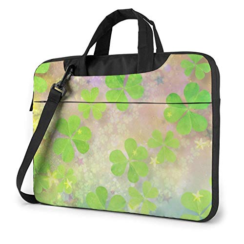 XCNGG Laptop Bag, Nature Business BriefcaseBag Cover for Ultrabook, MacBook, Asus, Samsung, Sony, Notebook 15.6 inch