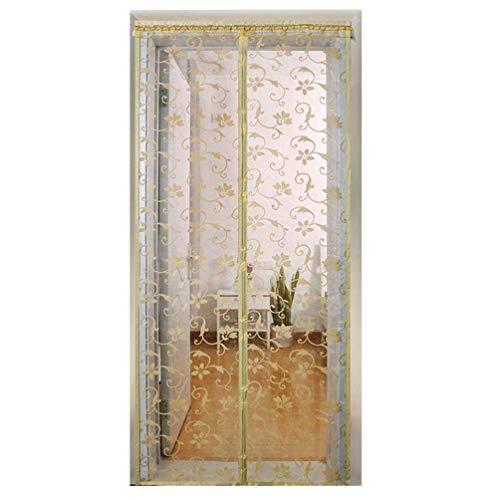 Magnetisch scherm deurgordijn, anti-muggennet voor de zomer, frisse lucht voor de deur, keuken, balkon, woonkamer, raam 100 * 210cm B