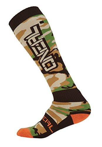Calcetines de ciclismo para mujer Oneal Camo Pro