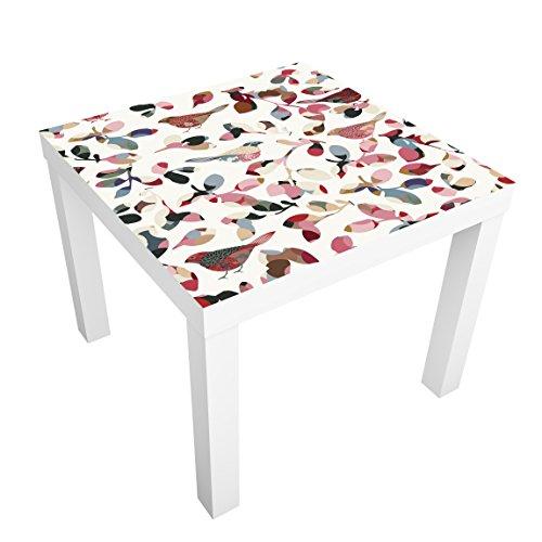Vinilo adhesivo para muebles IKEA - Lack table Look Closer, Größe:55cm x 55cm
