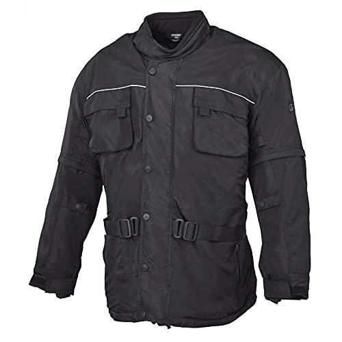 GERMAS Jacke Frisco Man, Farbe:schwarz, Größe:9XL