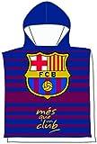 Fc Barcelona Poncho Toalla FCB198 , Azulgrana