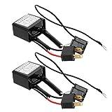 OSALADI 2Pcs LED Control Polar Konverter LED Negative Konverter (Farbe Sortiert)