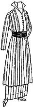 1913-1914 Ladies' Dress