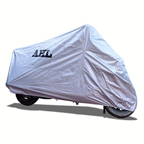 AHL Moto Garaje protectora plegable Garage Cover Protector de lluvia resistente al...
