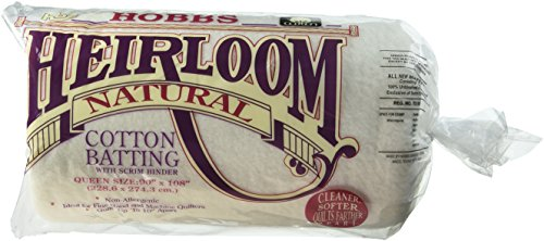 Hobbs Erbstück Baumwolle Scrim: Queen-Size, Baumwollmischung, Sortiert