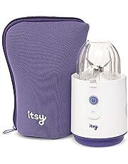 Itsy Blitz La licuadora portátil para alimentos de bebés para usar aquí, allá y en todas partes Ideal para el destete