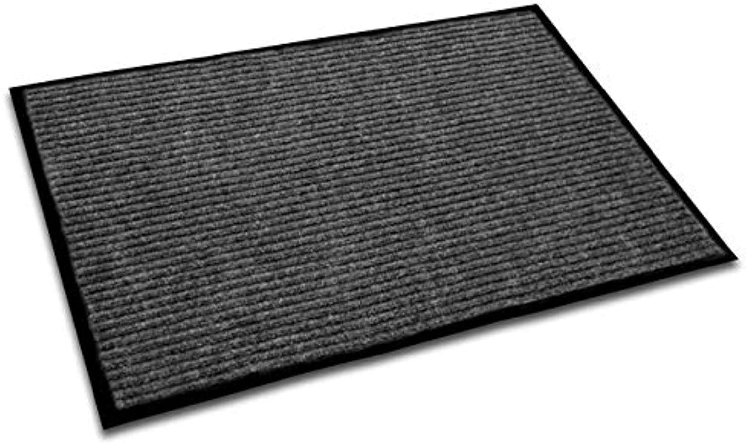 Doortex Ribmat, Indoor Entrance Mat, Brown, 36  x 48  (FRECOR3648BR)