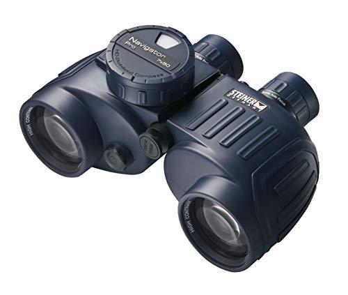 Steiner 7x50 C Navigator Pro Binocular with Compass - 7155 , black