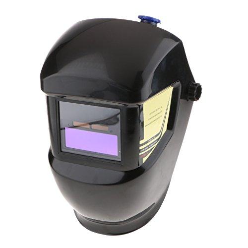 kowaku Solar Auto Oscurecimiento Soldadura Casco Soldador Gorra Máscara Sombrero Cara Protección Ocular