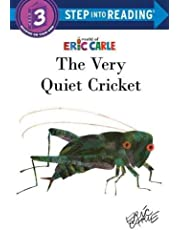 The Very Quiet Cricket (Step into Reading)