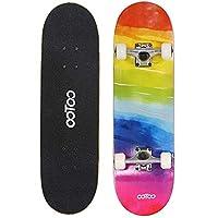 OOTOO キッズ スケートボード コンプリートセット 28インチ ABEC5ベアリング き スケボー初心者に 子供用 プレゼントに最適