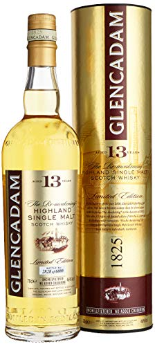 Glencadam 13 Years Old The Re-awakening + GB 46% Vol. 0,7 l