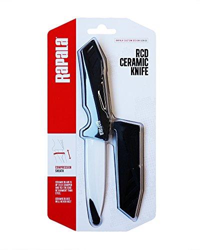 ラパラ RCD セラミック ユーティリティ ナイフ 10cm RCD CERAMIC UTILITY KNIFE RCDCUKB4
