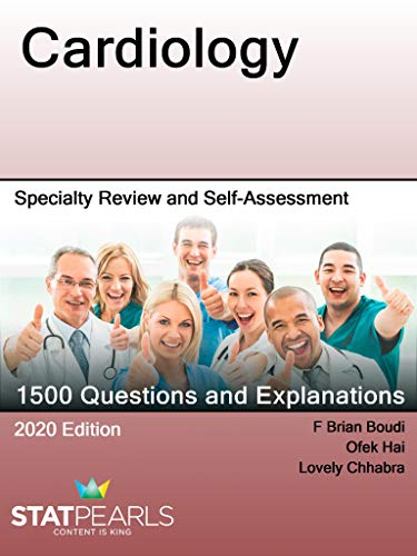 Cardiology: Specialty Review and Self-Assessment (StatPearls Review Series Book 121) (English Edition) PDF Books