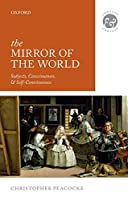 The Mirror of the World: Subjects, Consciousness, and Self-Consciousness (Context and Content)