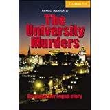 The University Murders Level 4 (Cambridge English Readers) (English Edition)