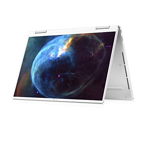 Dell XPS 13 7390 2-in-1 13.4 Inch FHD WLED, Thin and Light, Infinity Edge Touchscreen 2019 Laptop (Platinum Silver), Intel Core i7-1065G7, 16 GB RAM, 512 GB SSD, FINGERPRINT READER, Windows 10 Home