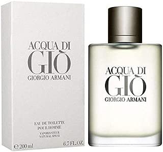 ACQUA DI GIO By Giorgîo Armanî Eau De Toilette Spray 6.7 fl.oz for Men