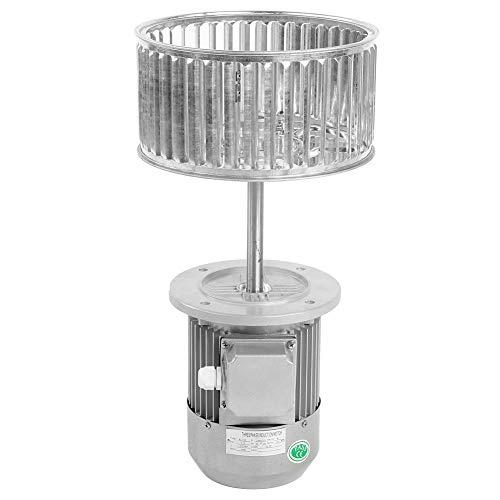 750 W 220 V / 380 V driefasenelektromotor, KL-750 driefasenmotor aluminiumlegering 1400 rpm bestand tegen hoge temperaturen voor oven, reflow solderen, ketels, tunneloven.