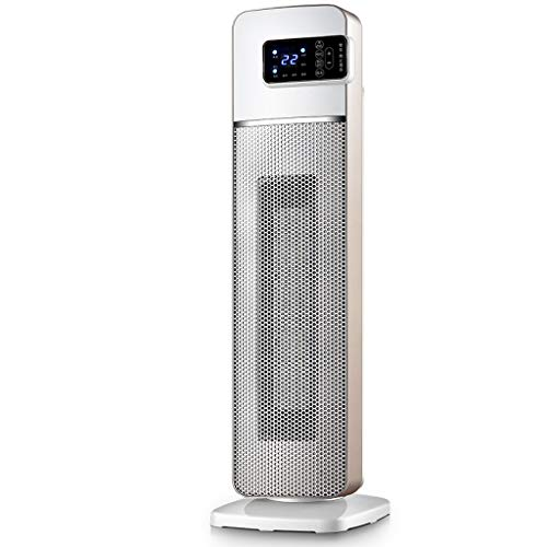 Aoyo Cerámica Calentador Ventilador con Mando a Distancia, de Ahorro de energía del Ventilador eléctrico Calentadores, Calentadores Eléctricos portátil Ventilador