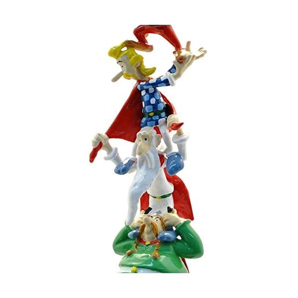 PIXI Figura de colección Columna de Astérix y Obélix 60 años 30cm 2336 (2019) 3