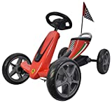 Best Ride On Cars Ferrari Go Kart Red