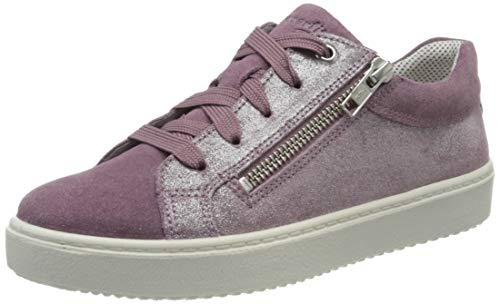 Superfit Jungen Mädchen Heaven Sneaker, LILA, 33 EU
