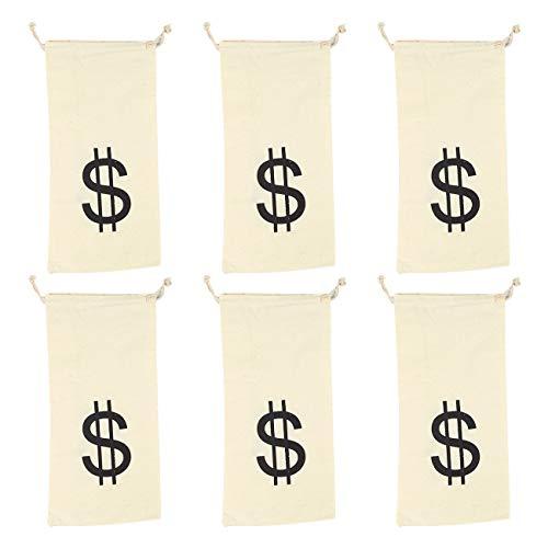 6 pack large fake money
