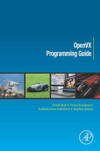 OpenVX Programming Guide (English Edition)