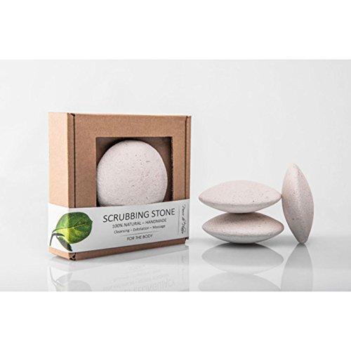 Pierre de Plaisir - Scrubbing Stone for the Body White - 90g