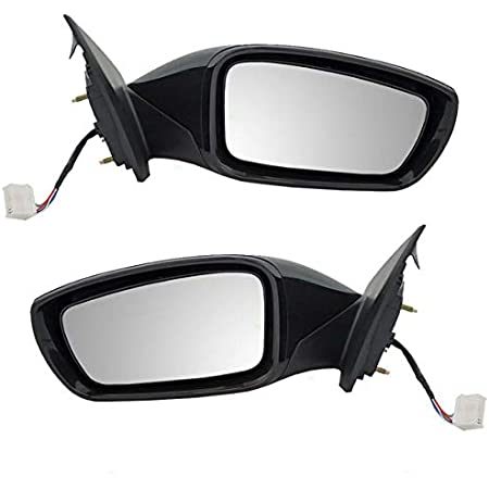 Mirrors Power Turn Signal Left /& Right Pair Set for 11-13 Kia Optima Hybrid