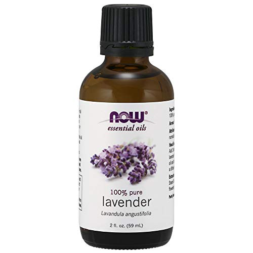 Now Essential Oils, Lavender Oil, 2 Fl. Oz (Pack of 1)